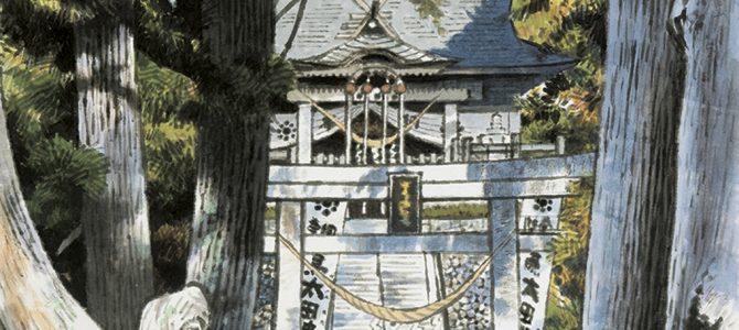 太田神社(南相馬市)